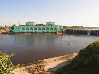 Волховская ГЭС