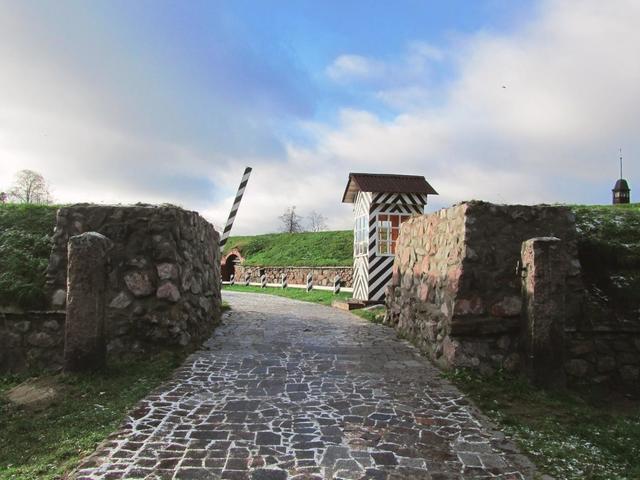 Музей-крепость Корела