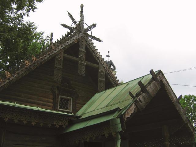 Музей-заповедник Абрамцево