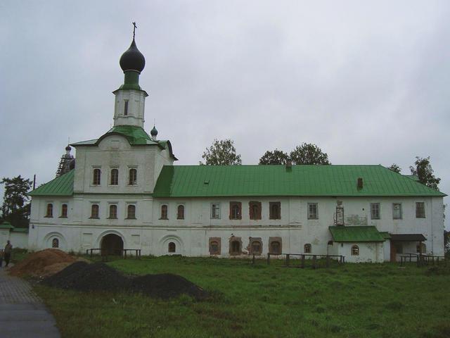 Антониево-Сийский монастырь