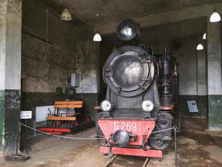 Железнодорожный музей вПереславле-Залесском