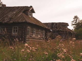 Заброшенная деревня Кучепалда