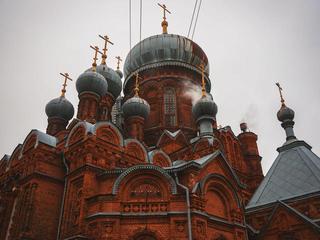 Храм иконы божьей матери вФурманове