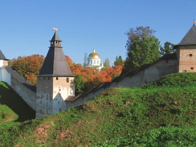 Псково-Печерский мужской монастырь