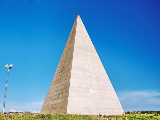Истринская пирамида Голода