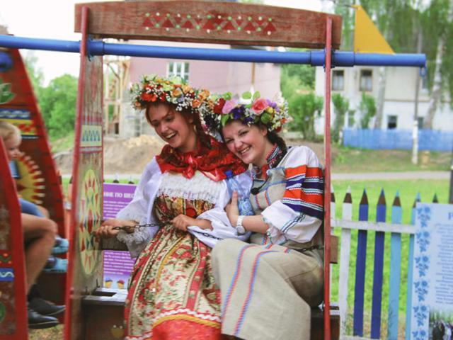 Музей русских забав