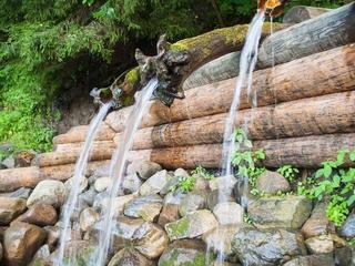 Водопад Гремячий ключ