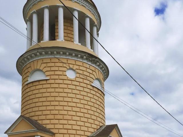 Церковь святого Николая вНикольском-Гагарино