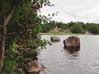 Парк Монрепо вВыборге