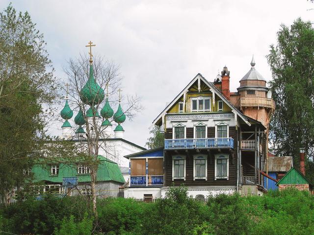 Дом Нагорских (Теремок)