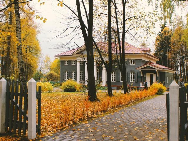 Музей-заповедник Пушкина вЗахарово