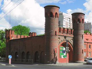 Закхаймские ворота