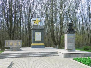 Командный пункт Воронежского фронта вКировском