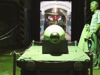 База подводных лодок вБалаклаве