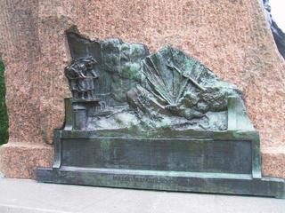 Памятник адмиралу Макарову вКронштадте