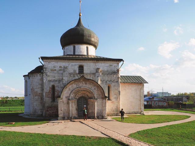 Георгиевский собор вЮрьеве-Польском