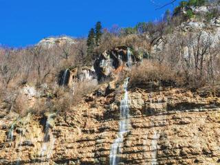 Водопады наМатузке