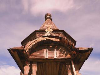 Церковь вКрасной Ляге