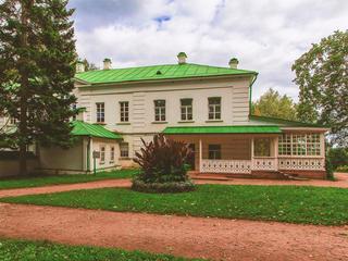Музей-усадьба Толстого «Ясная Поляна»