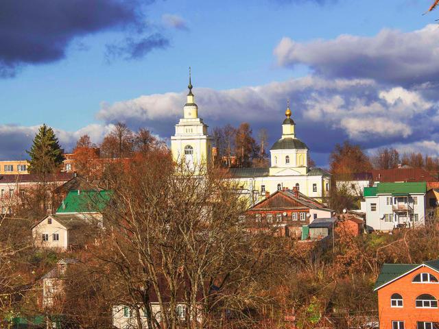 Рузский кремль «Городок»