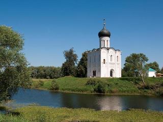 Храм Покрова наНерли