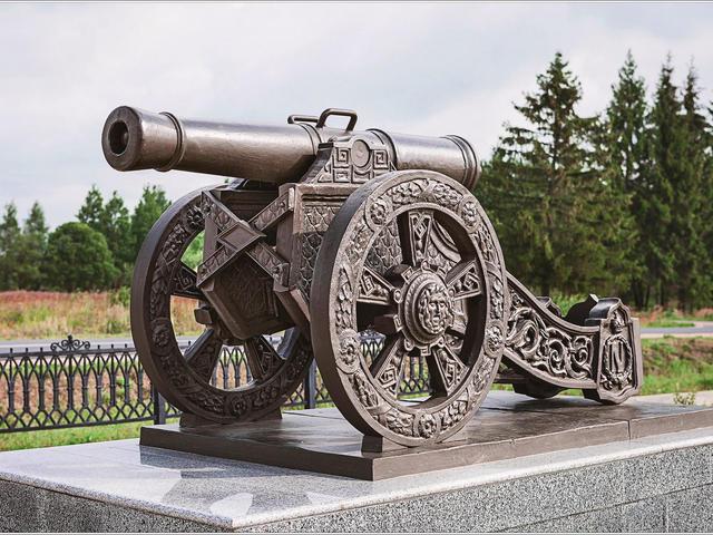 Мемориал войны 1812года вКрасном