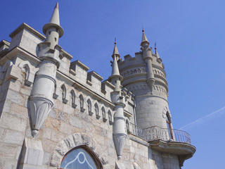 Замок «Ласточкино гнездо»