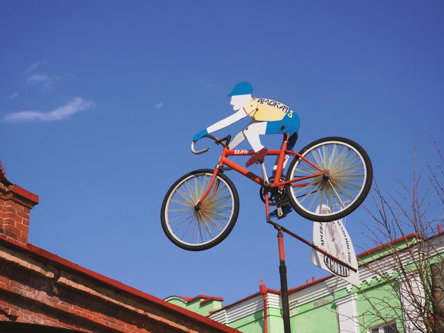 Музей велосипедов «Самокат»