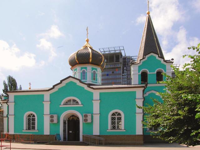 Свято-Онуфриевский храм