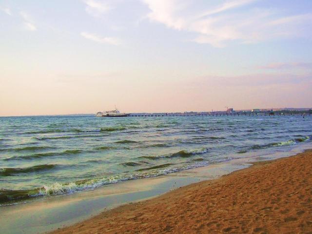 Пляж «Витязево»