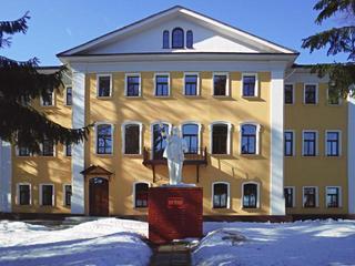 Дом купца Большакова