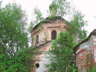 Две церкви вурочище Леонтьево