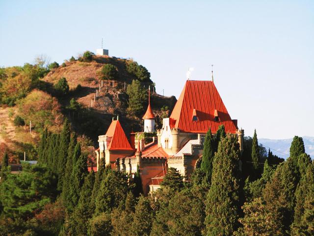 Замок княгини Гагариной