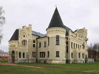 Дворец-замок Понизовкиных