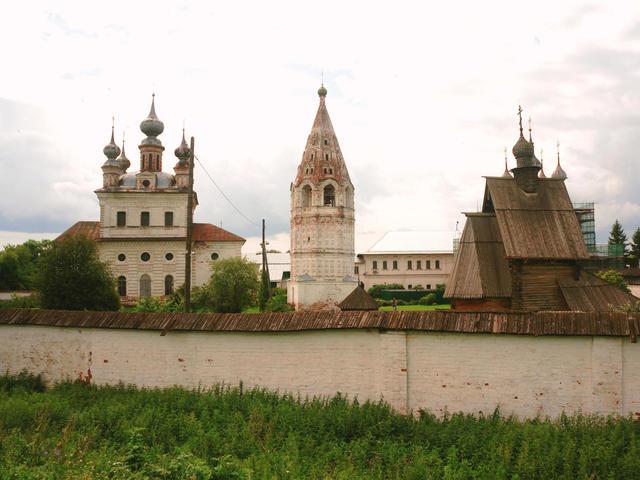 Юрьев-Польский кремль