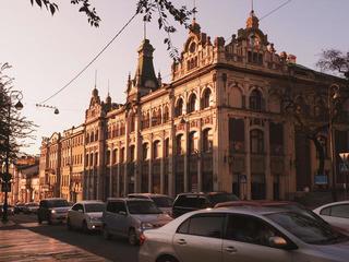Старый дворик ГУМа