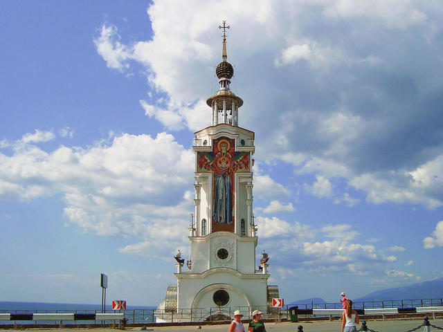 Храм-маяк Николая Чудотворца (Мирликийского)