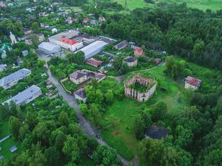 Усадьба Петровское (Княжищево)