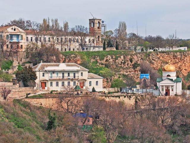 Свято-Георгиевский монастырь наФиоленте