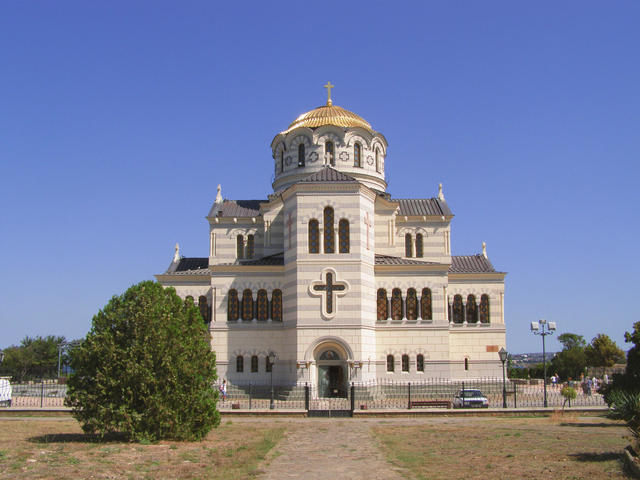 Владимирский собор вХерсонесе