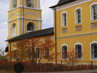 Церковь святого Николая вЛуцино