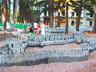 Парк «Крым вминиатюре»