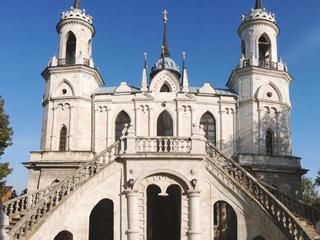 Владимирская церковь вБыково