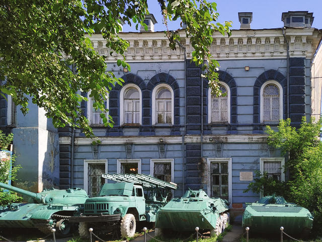 Колыгинский дворец