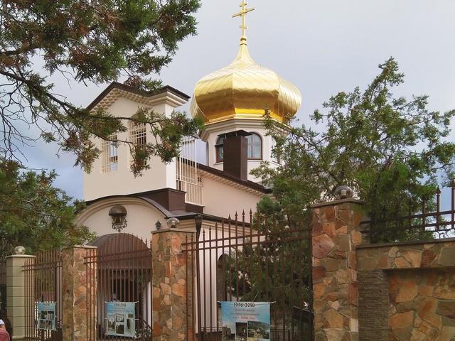 Храм Святителя Луки вНовом Свете