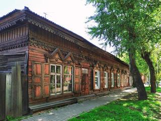 Дом наулице Бабушкина
