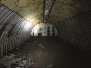 Заброшенный объект 221 Черноморского флота
