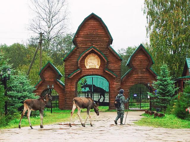 Лосиная ферма вСумароково