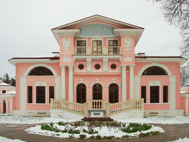 Усадьба Покровское