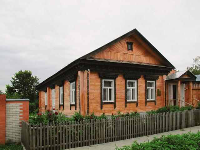 Дом-музей Куприна